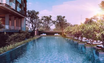 Leedon Green Pool