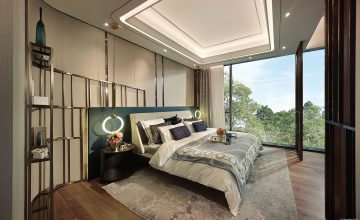 Leedon Green Master Bedroom